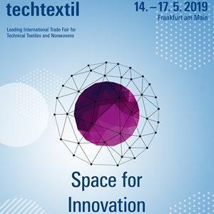 Techtextil 2019 – zaproszenie