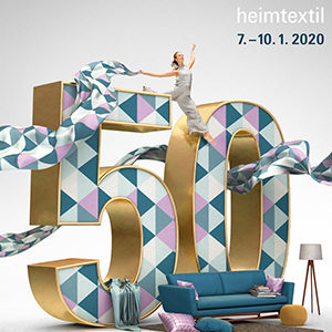 We invite you to Heimtextil 2020
